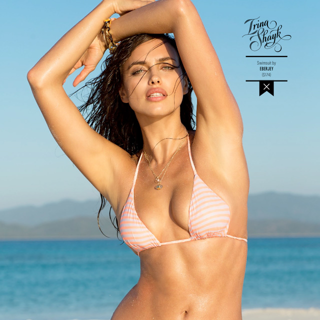 Sports Illustrated Swimsuit 2014 Irina Shayk