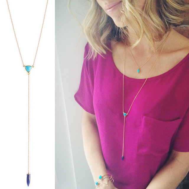 Lariat-Necklace