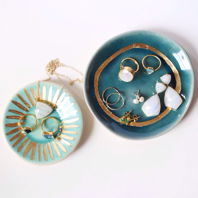 Jewelry Ring Dishes