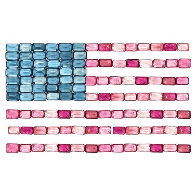 American Gem Flag